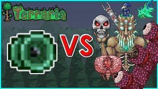 Terraria - Terrarian vs Bosses | Biron