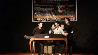 All knowing Quack a Mime Act by DUMA (Dhaka University Mime Action)