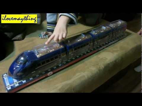 Toy Trains for Kids Bump & Go Running Toy Train with Sound without tracks