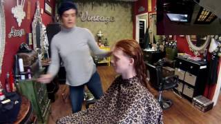 Fiaura Therapy 19: Sophie's First Pro Hair Job