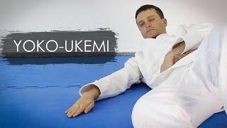 Os tipos de queda no judô  (Ukemis parte 2) - Yoko-ukemi
