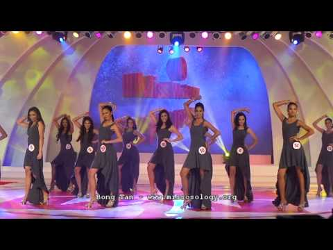 Miss World Philippines 2013 Opening Number Missosology