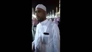 Live - Saudi Police VS ASHIQ E RASOOL Eid Milad In Madina 2018
