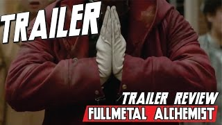 Fullmetal Alchemist Primer Trailer Oficial  Review – Nerdro Review