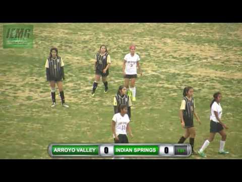Xxx Mp4 LIVE SOCCER Arroyo Valley Vs Indian Springs Girls Soccer City Of San Bernardino CA 3gp Sex