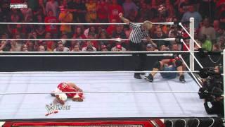 Raw: Rey Mysterio vs. John Cena - WWE Championship Match