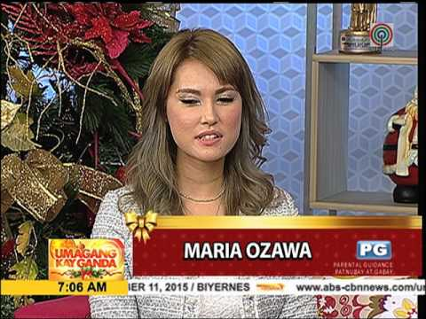 Xxx Mp4 Maria Ozawa On Doing Movie In PH So Much Fun 3gp Sex
