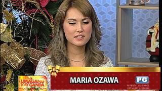 Maria Ozawa on doing movie in PH: So much fun