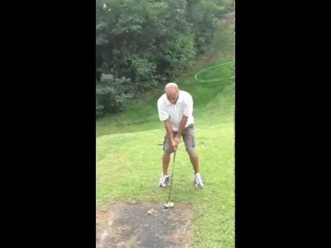 Podde al golf !!! Troppo ridere !!!!