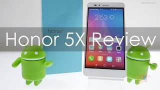 Honor 5X Budget Mid Range Smartphone Review with Pros & Cons