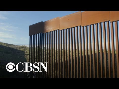 Former police chief on U.S. Mexico border wall