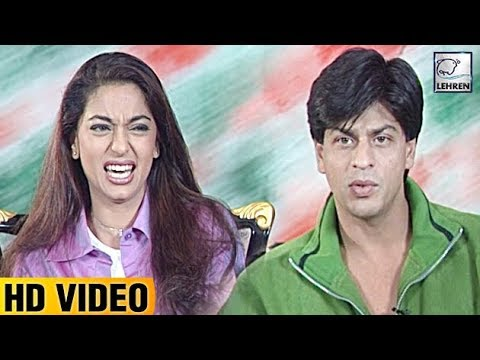Xxx Mp4 Juhi Chawla S FIRST Reaction To Seeing Shah Rukh Khan Lehren Diaries 3gp Sex