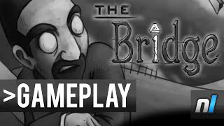 Mind-Bending Wii U Puzzle Game - The Bridge