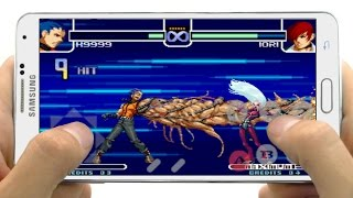 Los Mejores Poderes Escondidos en la King of Fighters 2002 / Tutorial de Escondidos # 3