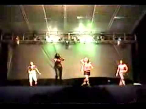 Jeans Presentación & Loca de Amor En Vivo Chetumal 2004