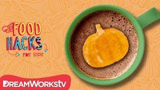 Pumpkin Spice Marshmallows + MORE Pumpkin Spice Hacks! | FOOD HACKS FOR KIDS