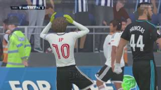 FIFA 17 Pro Clubs Jamo Goal Machine Pullen #2