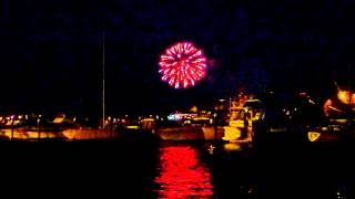Ft. McHenry Fireworks On June  16, 2012