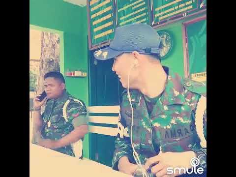 Wow...luar biasa TNI ini bs nyanyi lagu hokkian song (bravo TNI)(2)