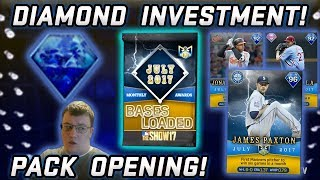 July POTM Packs + Diamond Investment! MLB The Show 17 Diamond Dynasty