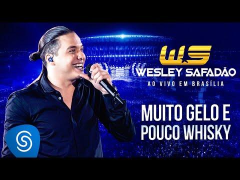 Wesley Safadão Muito Gelo e Pouco Whisky DVD Ao vivo em Brasília Disponível em todas as lojas