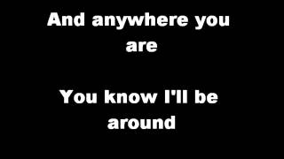 Two Voices One Song Acoustic Karaoke Instrumental with Lyrics