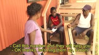 TV Troubles Yolngu Matha Version