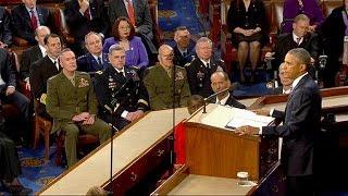 في خطاب الوداع أوباما يتحدث عن التحديات الأخيرة