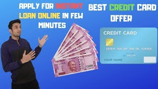 Apply For Loan or Credit Card Online in Just Few Minutes with Full Information using Yelo App