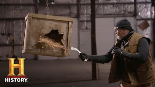 Forged in Fire: Knife or Death - Tu Lam Gives a