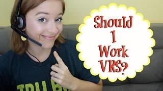 Should I Work VRS? ┃ ASL Stew