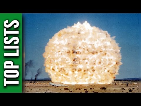 10 Biggest Explosions Of All Time