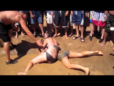 Mud Wrestling Part Two