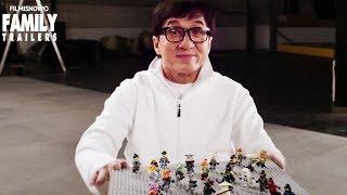 The LEGO NINJAGO Movie   Behind the scenes Ninja stunts with Jackie Chan