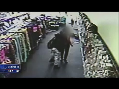 Police:  14 year old robber attacks Dallas store clerk, attempts to rape her