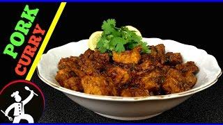 How to make Pork Curry | Recipe in Nepali Language | Yummy Food World 🍴 59