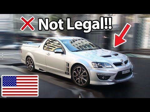 6 Cars Banned In America