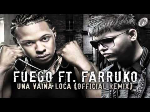 Una Vaina Loca (Remix) Fuego Ft. Farruko - HoyMusic.Com / Dale Me Gusta