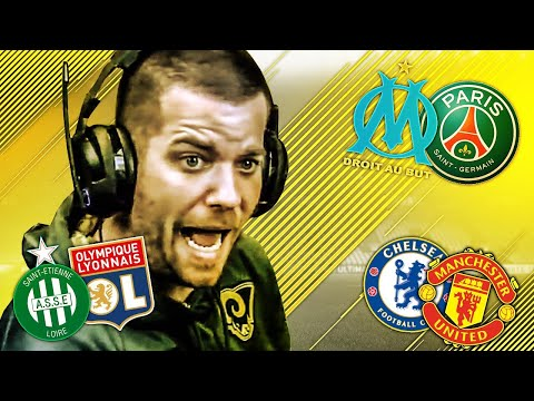 LES GROS MATCH DANS LE FOOTBALL - FIFA18