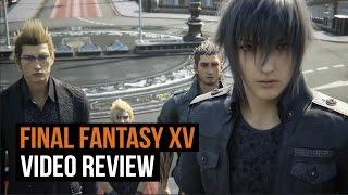 Final Fantasy 15 (XV) Review