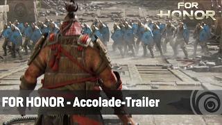 For Honor – Accolade-Trailer | Ubisoft [DE]