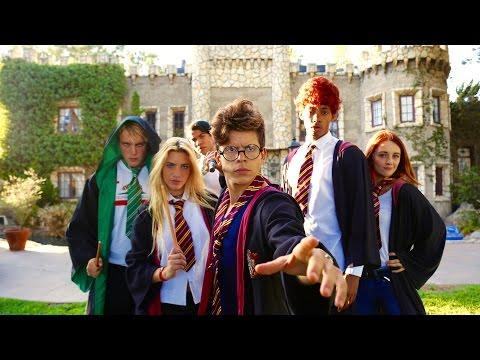 Harry Potter Hogwarts High School Lele Pons & Rudy Mancuso
