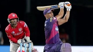 RPS vs KXIP, IPL 2016: Rising Pune Supergiants won by 4 wickets