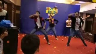 Lakhan | Dhinka Chika | Malhari from bajirao | Choreography
