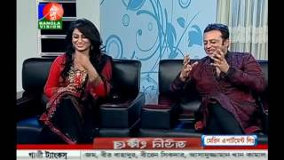 Riaz and Popy interview Jan 12 2014