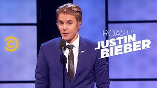 Roast of Justin Bieber - Justin Bieber - 21st Birthday