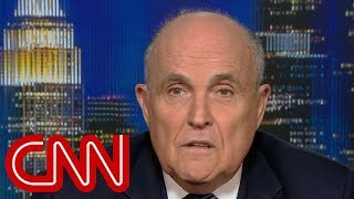 Rudy Giuliani: Woodward never interviewed me