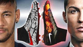 Neymar Jr. vs CR7 Ronaldo Boot Battle: Nike Hypervenom II vs Mercurial Superfly 4 - Review