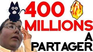 400 MILLIONS DE DS À PARTAGER ! - INFOS DOKKAN BATTLE