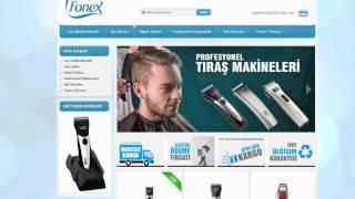 Fonex Kozmetik Üyelik ve Sipariş